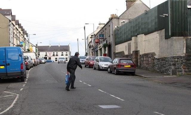 Downpatrick Street, Rathfriland © Eric Jones cc-by-sa/2.0 ...