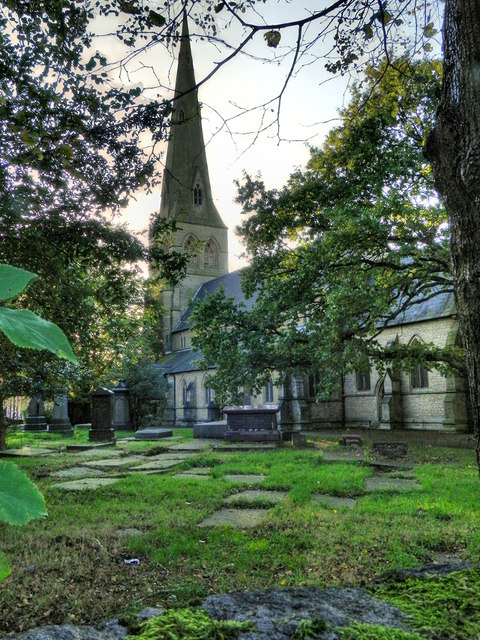 Hyde Chapel, Gee Cross