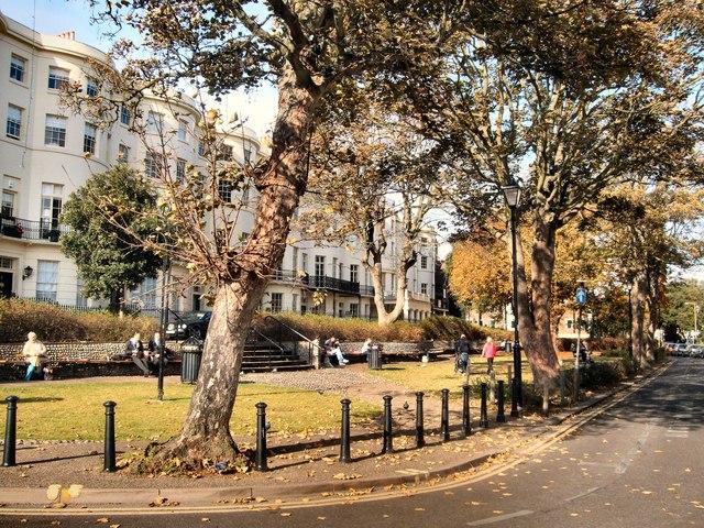 Liverpool Gardens - Worthing