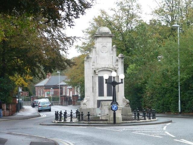 Worksop War Memorial