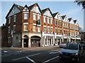 TQ0764 : Weybridge: Queen's Parade & Weybridge Hall by Nigel Cox