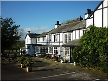 SD4983 : The Blue Bell Hotel, Heversham by Ian S