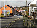 SD9505 : Huddersfield Road by David Dixon