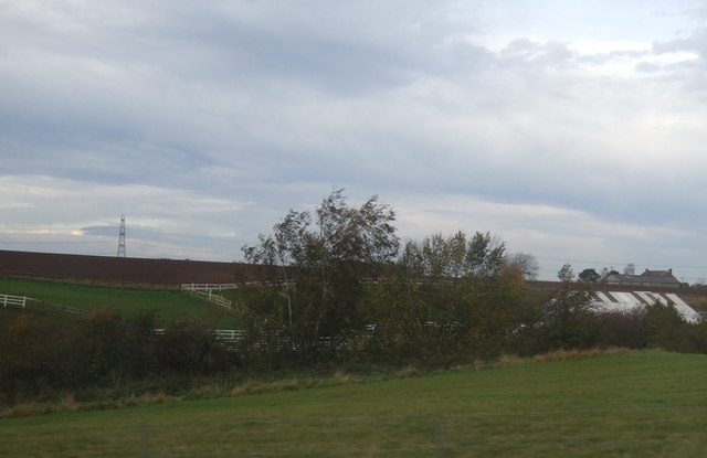Farmland near Kirklevington
