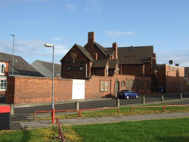 Workingmans Club and Institute