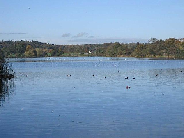 The Great Lake, Castle Howard