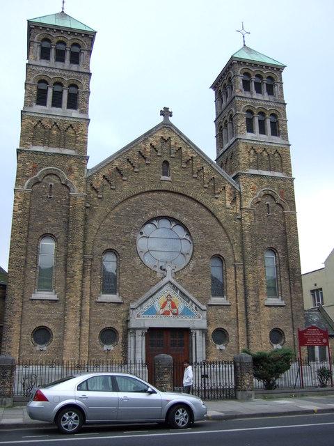 The Sacred Heart Church