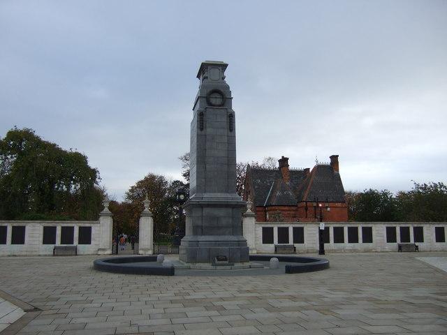 Middlesbrough War Memorial
