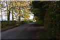 NY5324 : New Road by Ian Greig