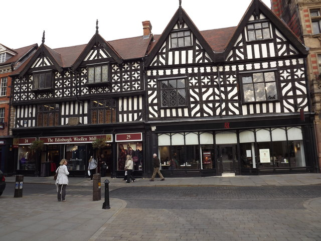 High Street Shrewsbury