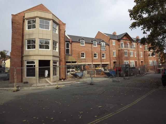 New development in Greyfriars