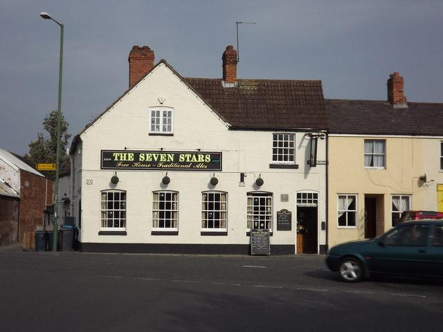 The Severn Stars Coleham Head