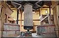 SK3650 : Heage Windmill - Stone Floor by Ashley Dace