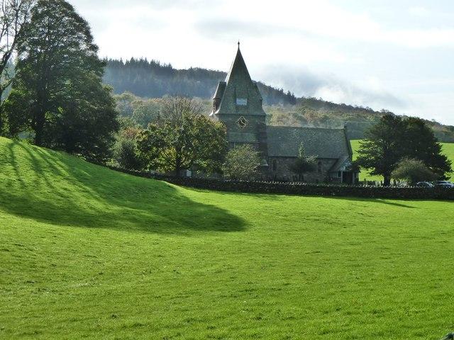 The Church at Finsthwaite