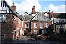 ST0207 : Cullompton: Manor House Hotel by Martin Bodman