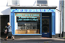 ST0207 : Cullompton: Bubbles by Martin Bodman