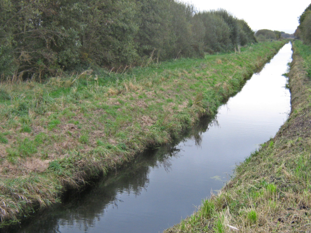 The Glastonbury Canal and Street Heath
