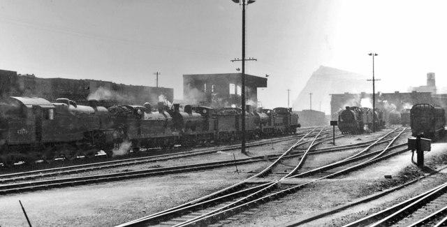 Dover Locomotive Depot