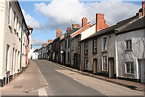 ST0207 : Cullompton: Exeter Hill by Martin Bodman