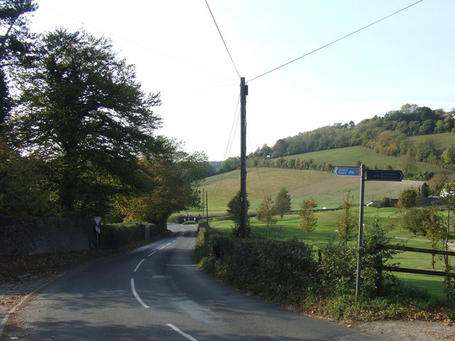 Country road, Woldingham