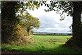 SK0133 : View through a gap in the Hedge by Mick Malpass
