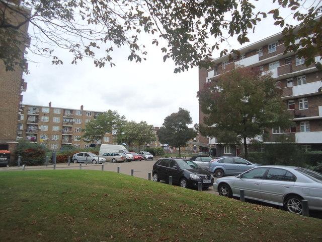 Patmore Estate, Battersea