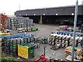 TQ3066 : Barrel Warehouse, Beddington by David Anstiss