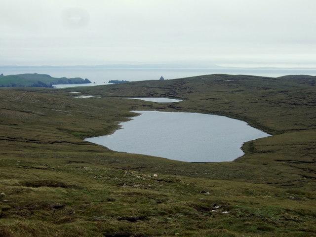 Upper Mill Loch of Stovabrek