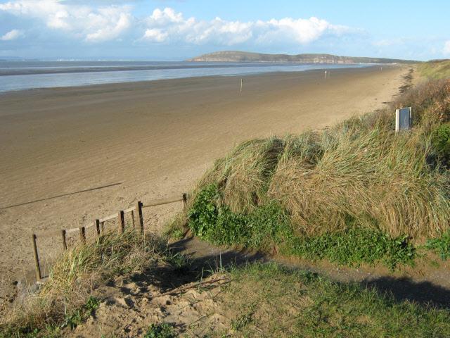 Berrow Beach