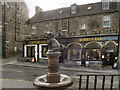 NT2573 : Greyfriars Bobby's Bar and Drinking Fountain by David Dixon