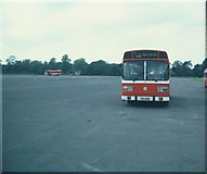 SU8651 : A Leyland National bus near Aldershot (2) by David Hillas