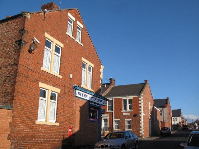 Wellfield Road / Hampstead Road, NE4