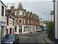 NX0660 : Bridge Street and Hanover Street, Stranraer by Humphrey Bolton