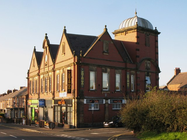 Former Co-operative Building, Hexham Road