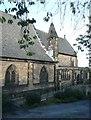 SE1516 : Belfry, Christ Church, Moldgreen by Humphrey Bolton