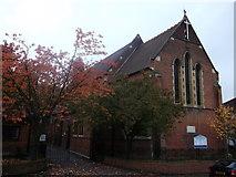 TQ3068 : St. Philips Church, Norbury by David Anstiss