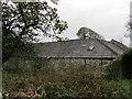 SH4239 : Adeiladau amaethyddol - Farm buildings by Alan Fryer