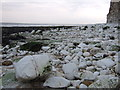 TA2269 : Rocky shoreline, South Landing by JThomas