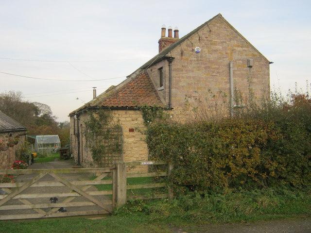 Grimshaw Cottage south east of Houghton-le-side