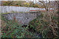 NT3336 : Mill lade near Tweedbank farm by Jim Barton