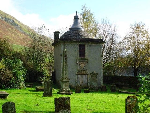 Clachan of Campsie, St. Machan's churchyard [2]