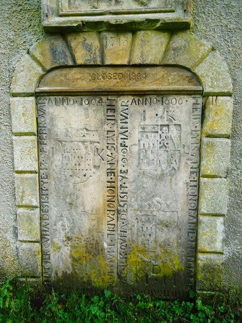 Clachan of Campsie, St. Machan's churchyard [3]