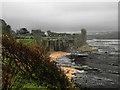 NO5116 : St Andrew's Castle by David Dixon