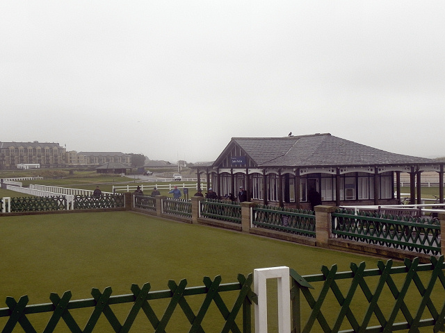 St Andrews Links, Caddies' Pavilion