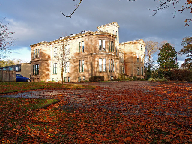 Barshaw House, Paisley