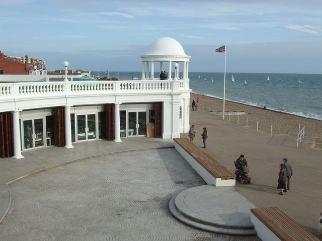 King George V Colonnade, Bexhill