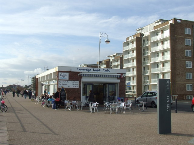 Sovereign Light Cafe, Bexhill