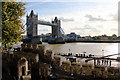 TQ3380 : Tower Bridge from the Tower of London by Christine Matthews