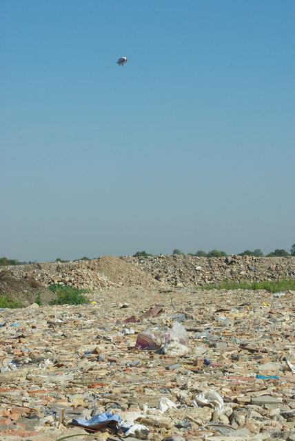 Landfill and Uplift
