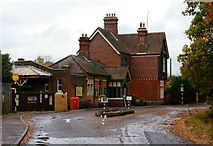 TQ3729 : Horsted Keynes Railway Station, Sussex by Peter Trimming